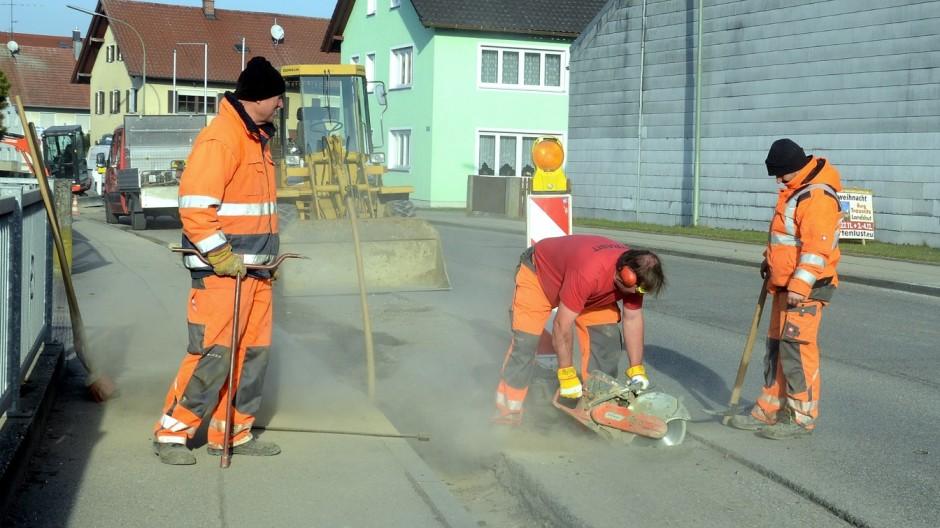 Straßenausbaubeitragssatzung Straßenausbaubeitragssatzung