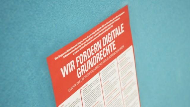 Digitalisierung Digitale Grundrechte