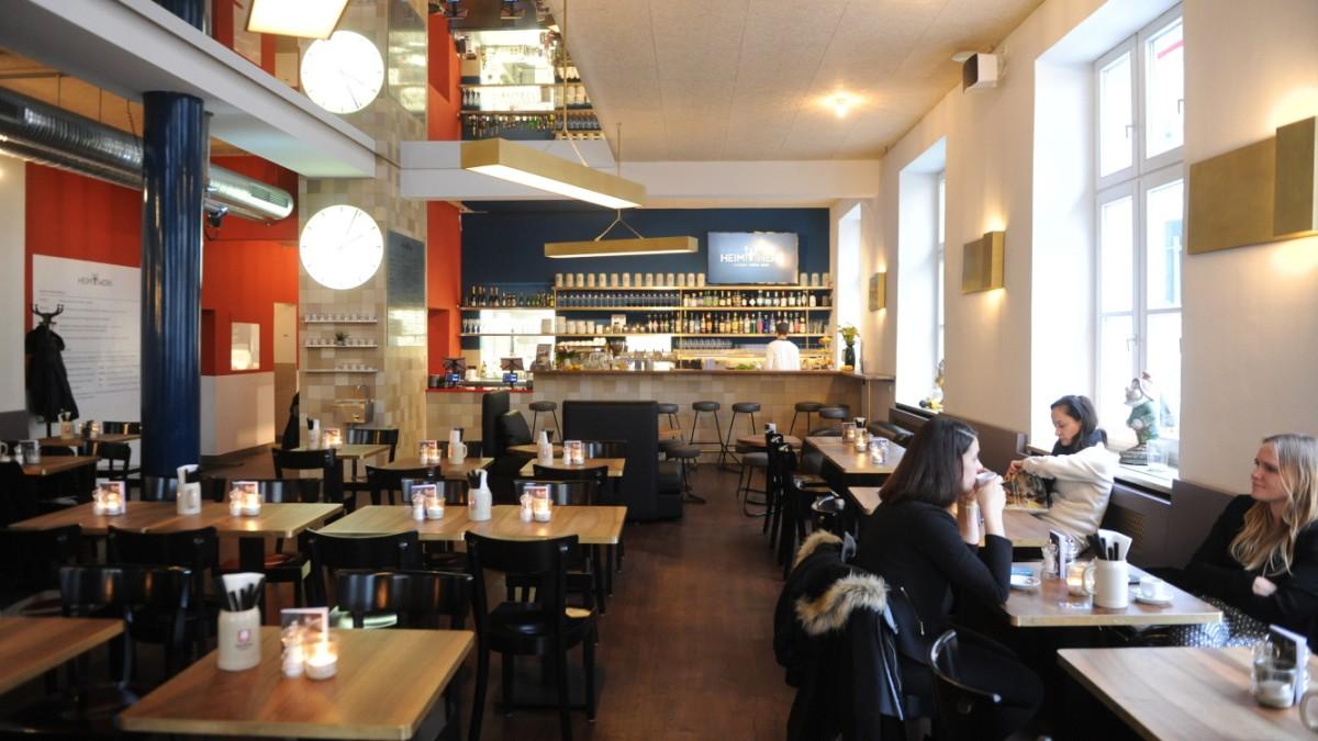 restaurant heimwerk - slowfood aus dem baukasten - münchen