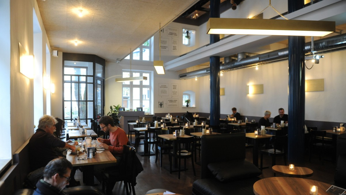 restaurant heimwerk - die raumwirkung im heimwerk überzeugt