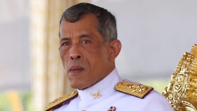 Thailand's Crown Prince Maha Vajiralongkorn proclaimed King Rama