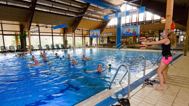 Hallenbad Neumünster freizeit penzberg baut neues hallenbad bad tölz wolfratshausen