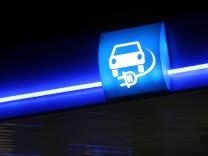Ladestation für Elektro-Autos