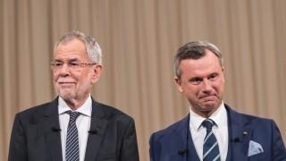 Alexander van der Bellen und Norbert Hofer