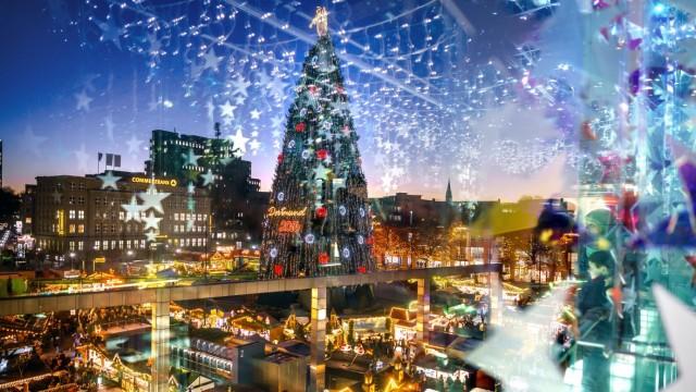 Dortmunder Weihnachtsmarkt Stände.Dortmunder Weihnachtsmarkt Der Kampf Ums überleben Wirtschaft