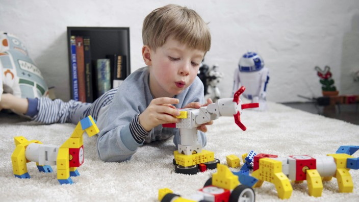 Finanzierungsrunde: Tinkerbots sammelt 2,5 Millionen Euro ein
