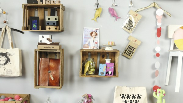Dawanda Concept-Store in Berlin