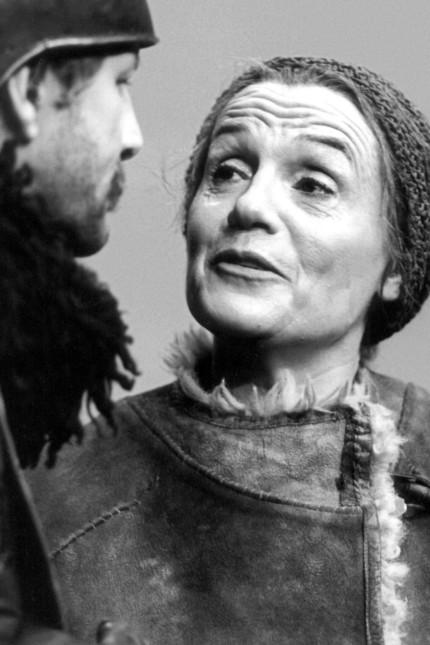 Schauspielerin Gisela May gestorben
