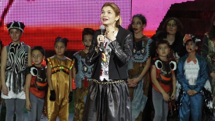 Musical 'The Lion King' Closing Ceremony of International Festival 'Theatre.Uz'