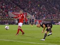02.12.2016,  Fussball 1.Liga: Mainz -  Bayern München