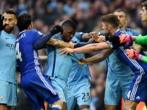 Manchester City v Chelsea - Premier League
