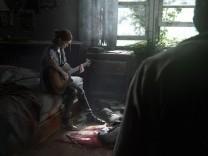 """Szene aus dem Trailer zu """"The Last of Us Part II"""" für die Playstation 4"""