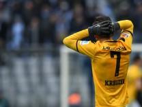 TSV 1860 München - Dynamo Dresden