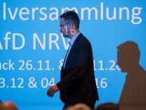 AfD-Landeswahlversammlung NRW