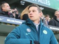 Nur auf der Ersatzbank Julian Draxler VfL Wolfsburg