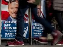 Austrian presidential elections campaign
