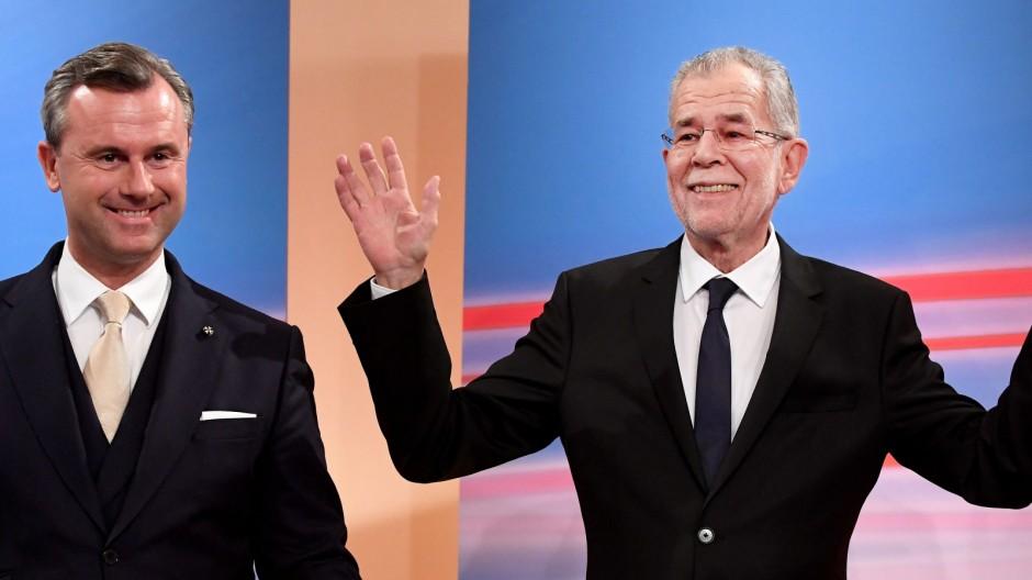 Wahl in Österreich Österreich