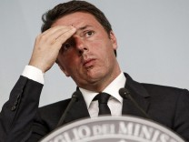Renzi resigns after 'No' vote victory in Italian Constitutional R