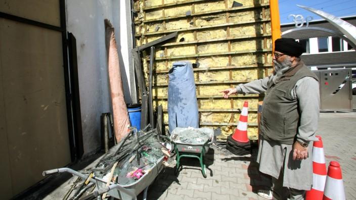 Prozess zu Anschlag auf Sikh-Gebetshaus