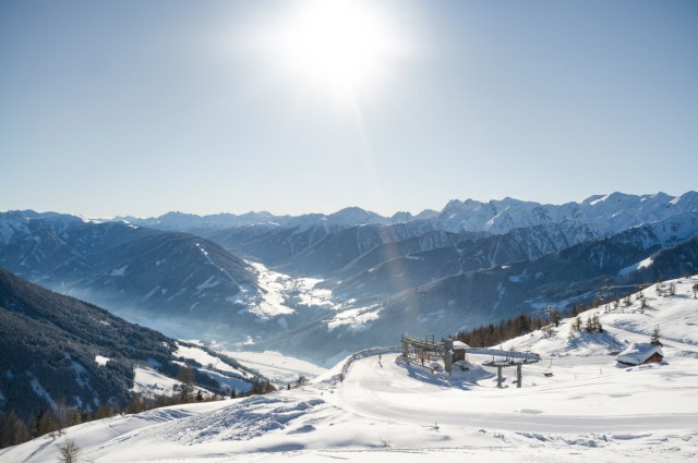 Sillian, Osttirol; Silian Osttirol Hochpustertal Skifahren Skigebiet Snowboarden Berge Ausblick