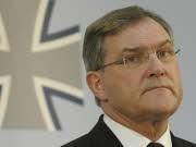 Verteidigungsminister Franz-Josef Jung CDU Afghanistan, dpa