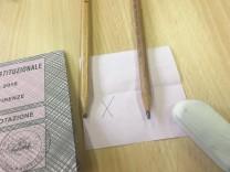 Pelu Referendum Italien