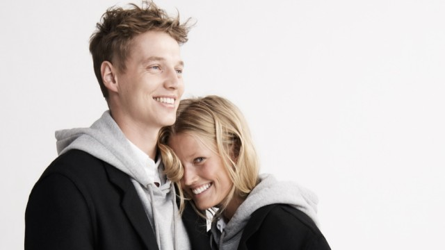 Niklas und Toni Garrn Unisex