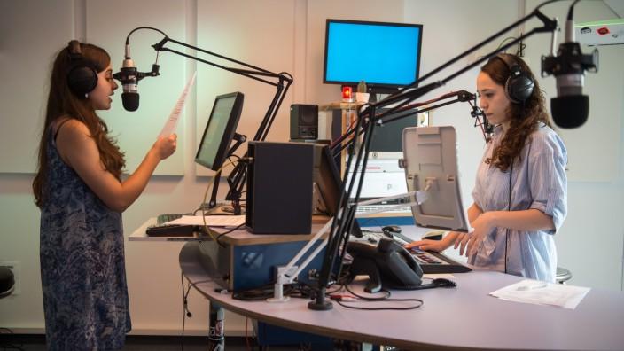Studentenradio M94.5. in München, 2016