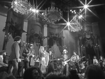 'The Last Waltz' Concert