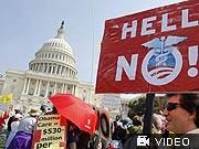 Barack Obama Gesundheitsreform Abtreibung Kongress Demokraten Republikaner, Reuters