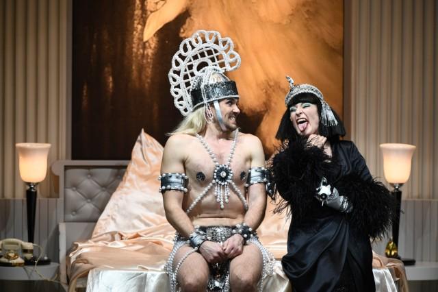 'Perlen der Kleopatra' an der Komischen Oper