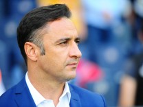 Turkey superlig match between Fenerbahce and Genclerbirligi at Ulker Stadium in Istanbul on May 15; vitor pereira