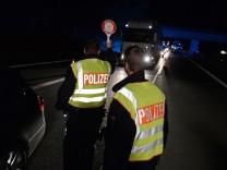 Grenzkontrollen an der deutsch-österreichischen Grenze