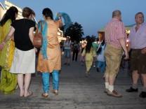 Germering: Volksfest // Abend der Begegnung