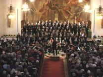 Musica Starnberg mit dem Oratorium 'Elias'
