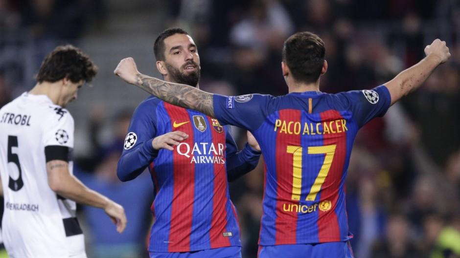 gladbach gegen barcelona