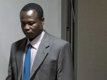 LRA commander Dominic Ongwen on trial at ICC