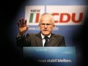 Rüttgers; NRW; CDU; dpa