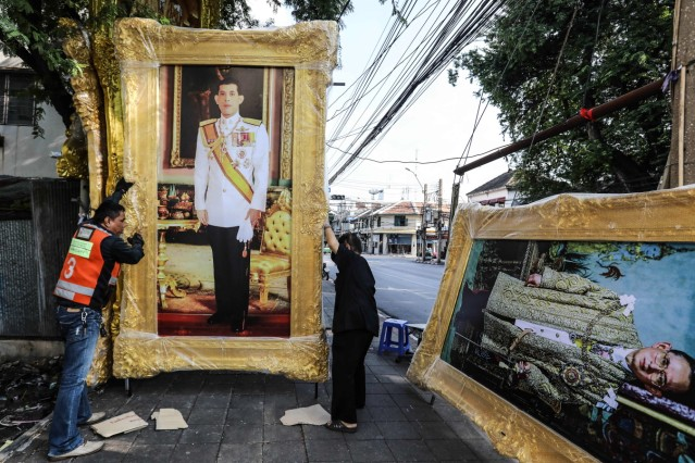 *** BESTPIX *** Thailand Invites Prince Vajiralongkorn As New King