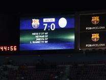 FC Barcelona v Celtic FC - UEFA Champions League; Barcelona