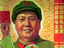 Chinesisches Propaganda-Plakat von 1969