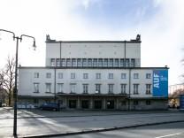 Kongreßsaal des Deutschen Museums in München, 2016