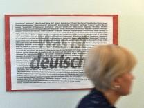 Abschlussdebatte um umstrittenes Integrationsgesetz im Landtag