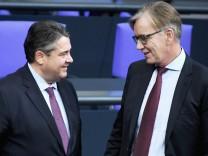 Bundestag zum Haushalts-Etat 2017
