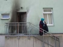 Anschlag auf Dresdner Moschee: Verdächtiger festgenommen