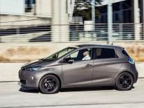 Der neue Renault Zoe.