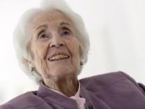 Hildegard Hamm-Brücher gestorben