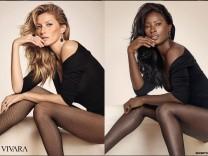 schwarzes Model