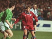 MATTHEW LE TISSIER Southampton FC and English International...
