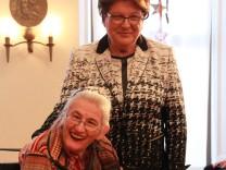Theresia Strobl,Theresia Strobl mit Barbara Stamm